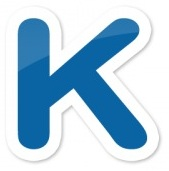kate mobile logo